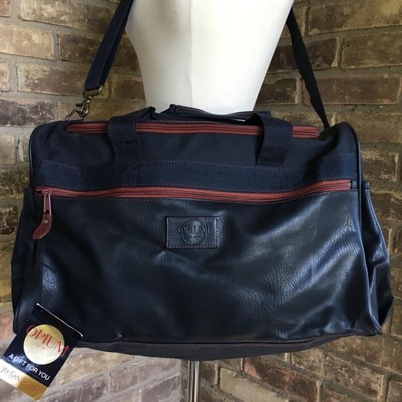 21f9f7daec YSL Bag Yves Saint Laurent Opium Duffle Gym Large NWT